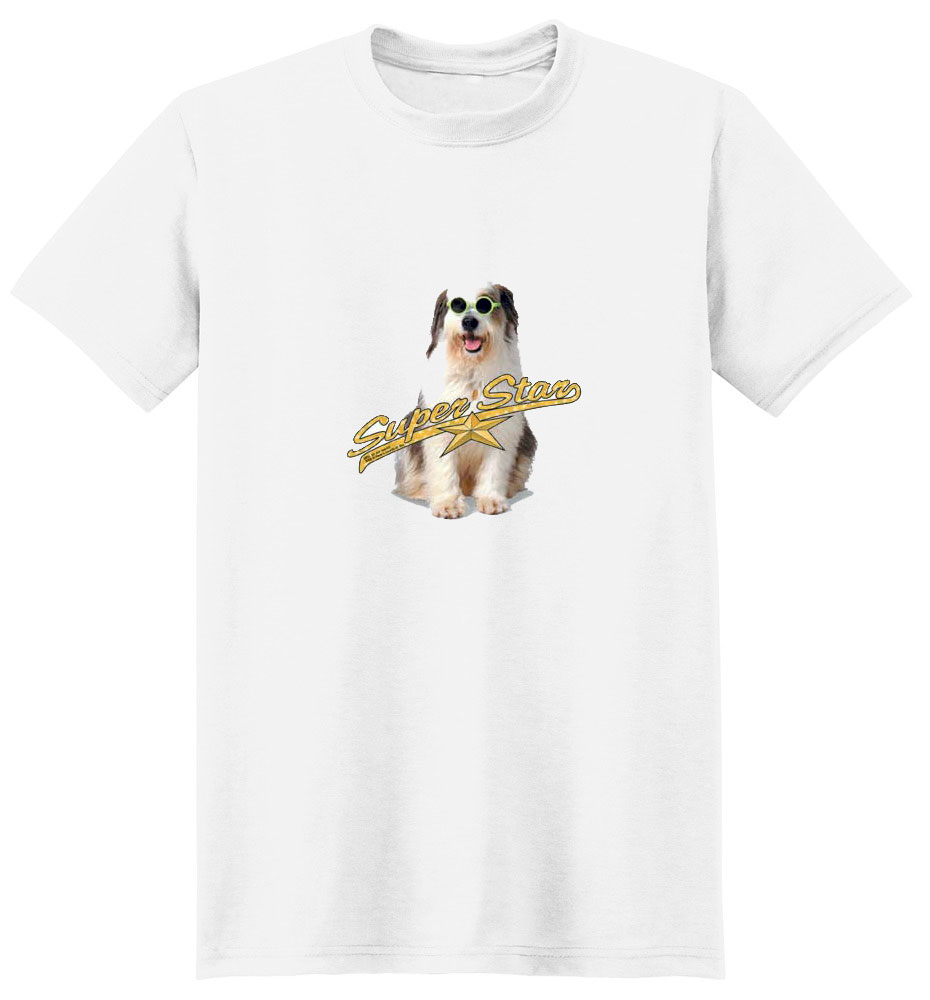 Sheepdog T-Shirt - Super Star