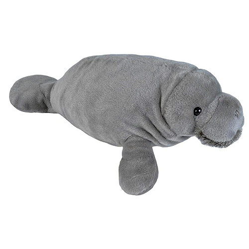 Manatee Plush Cuddlekins Animal 20