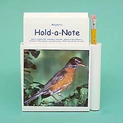 Robin Hold-a-Note