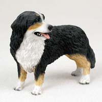 Bernese Mountain Dog Figurine