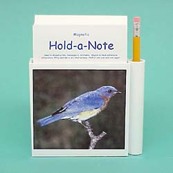 Bluebird Hold-a-Note