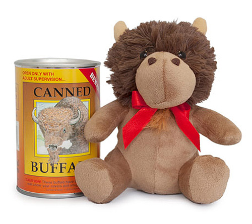 Buffalo Canned Critter
