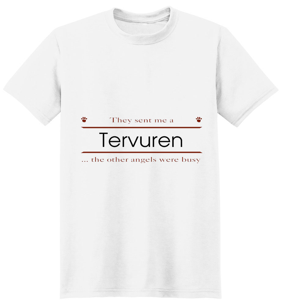 Belgian Tervuren T-Shirt - Other Angels