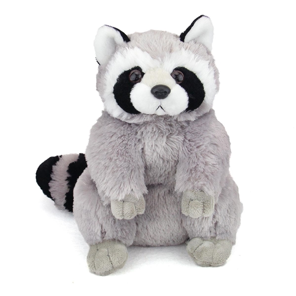 Raccoon Cuddlekins Plush Animal 14