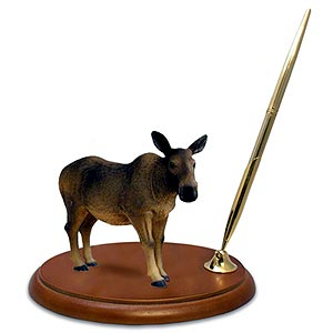 Moose Pen Holder