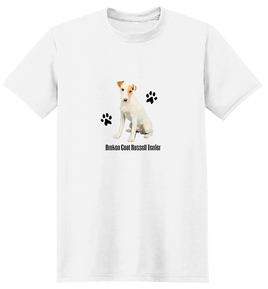 Jack Russell Terrier T-Shirt - Stylin With Paws