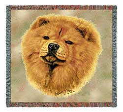 Chow Chow Blanket