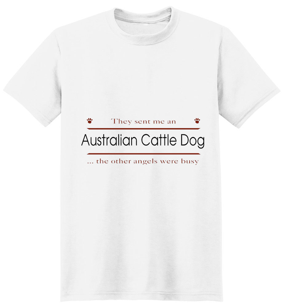Blue Heeler T-Shirt - Other Angels