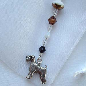 Wire Fox Terrier Bookmark