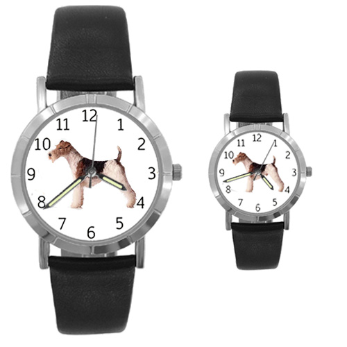 Wire Fox Terrier Watch