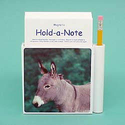 Donkey Hold-a-Note
