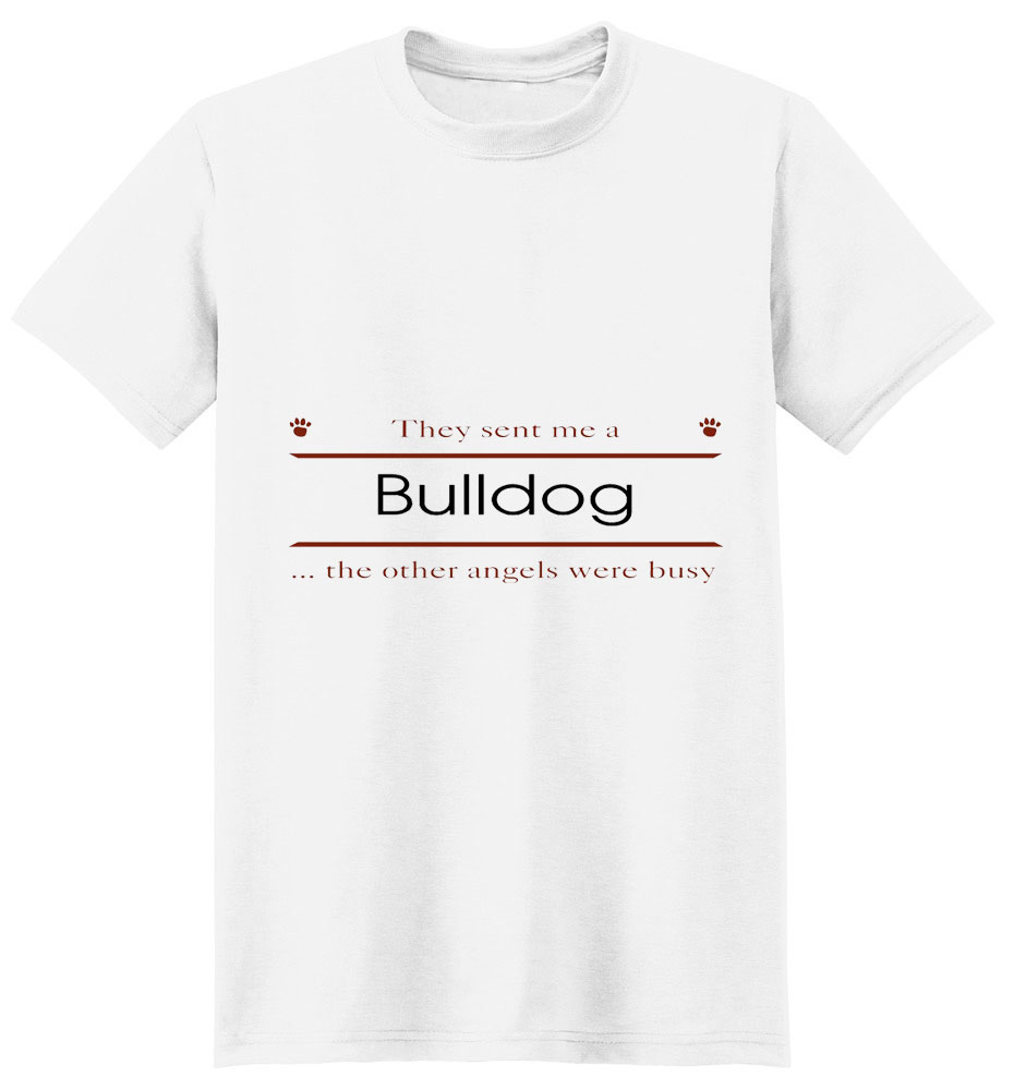Bulldog T-Shirt - Other Angels
