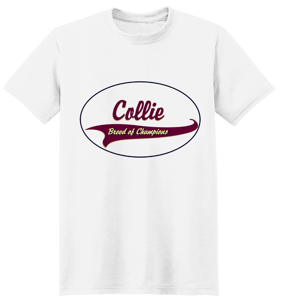 Collie T-Shirt - Breed of Champions