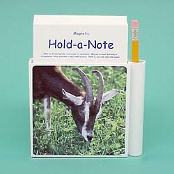 Goat Hold-a-Note