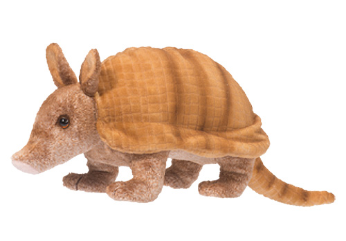 Armadillo Plush Stuffed Animal 11 Inch