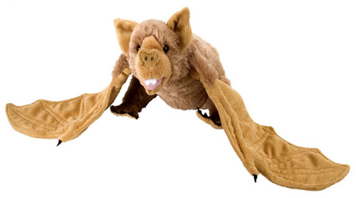Vampire Bat Plush Stuffed Animal 12