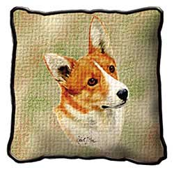 Corgi Pembroke Pillow