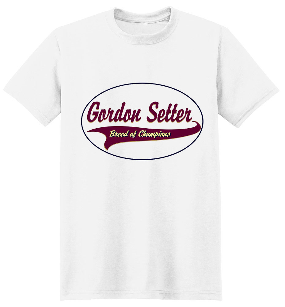 Gordon Setter T-Shirt - Breed of Champions