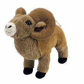 Big Horn Sheep Plush