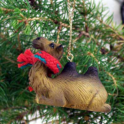 Camel Tiny One Christmas Ornament Bactrian