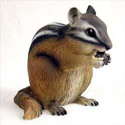 Chipmunk Figurine