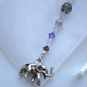 Elephant Bookmark
