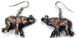 Elephant Earrings True to Life