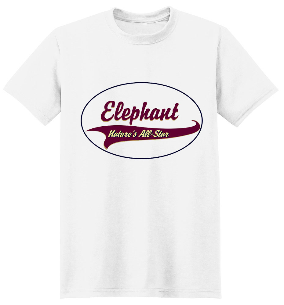 Elephant T-Shirt - Breed of Champions