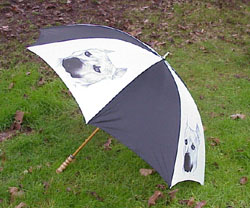 American Staffordshire Terrier Umbrella