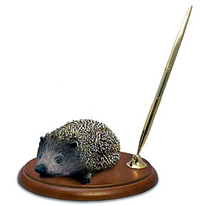Hedgehog Pen Holder