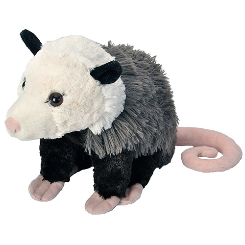 Opossum Cuddlekins Plush Animal 14