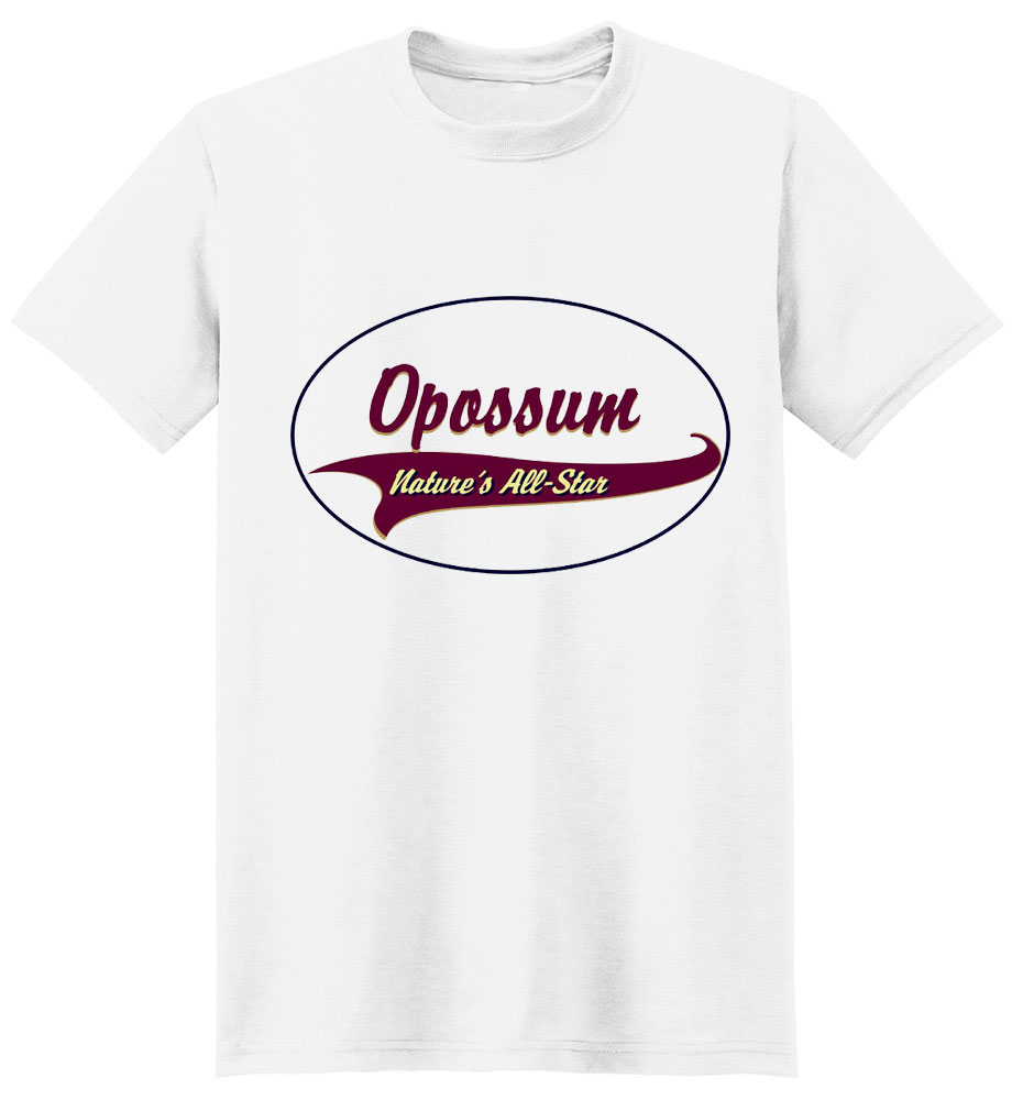 Opossum T-Shirt - Breed of Champions