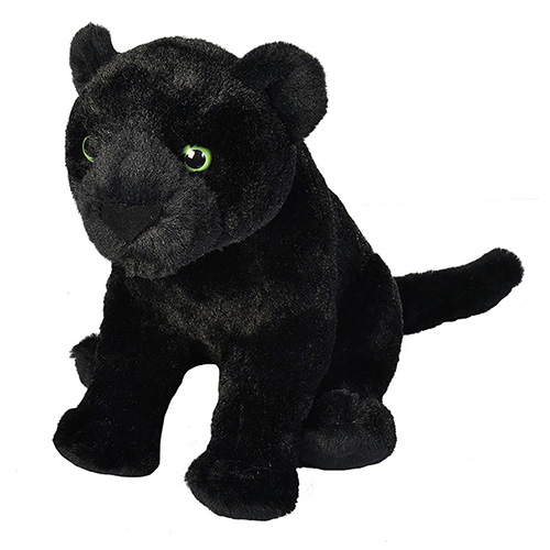 Panther Plush Animal Cuddlekins 14