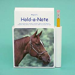 Quarter Horse Hold-a-Note