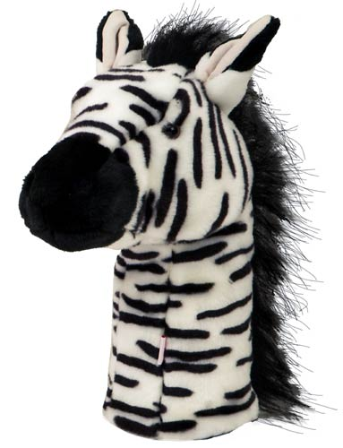 Zebra Golf Headcover