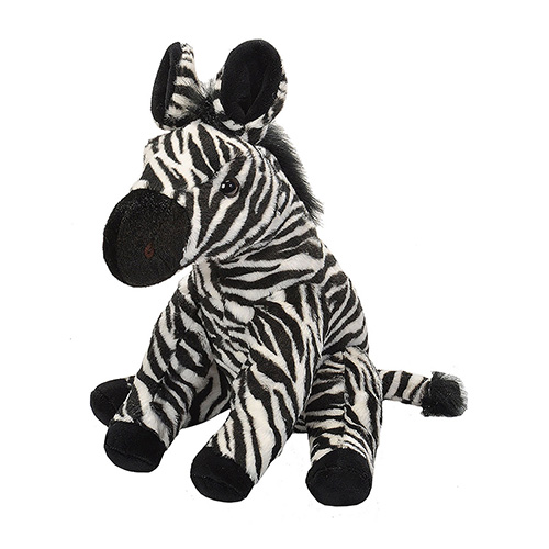 Zebra Plush Animal Cuddlekins 14