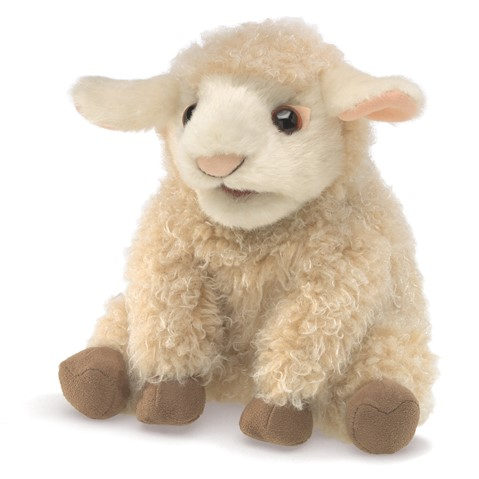 Sheep Puppet