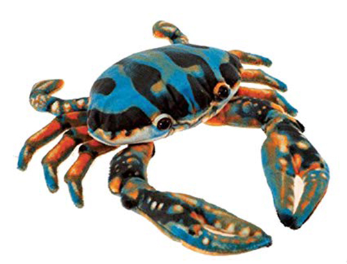 Blue Crab Plush 6
