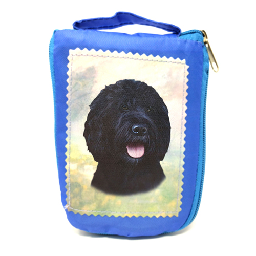 Labradoodle Tote Bag - Foldable to Pouch