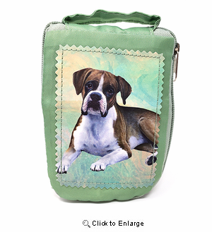 Boxer Tote Bag - Foldable to Pouch