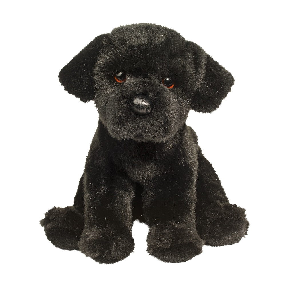 Black Lab Plush (Whittaker)