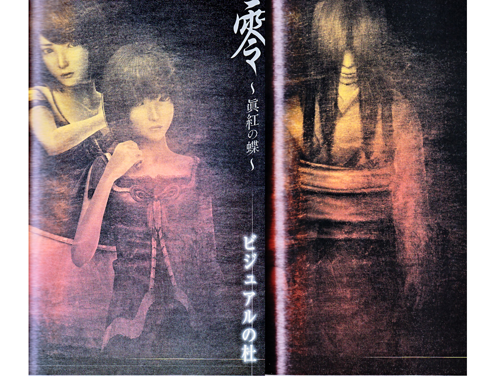 Fatal Frame Project Zero : Deep Crimson Butterfly Wii Edition Guide ...