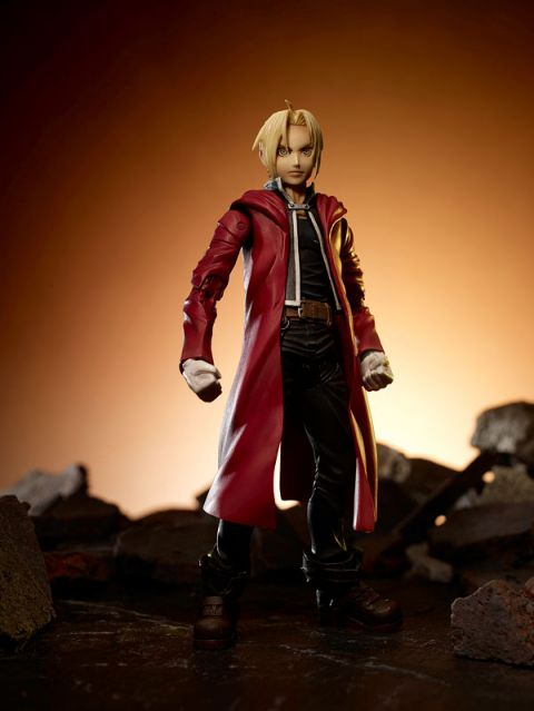 fullmetal alchemist brotherhood edward elric play arts. Black Bedroom Furniture Sets. Home Design Ideas