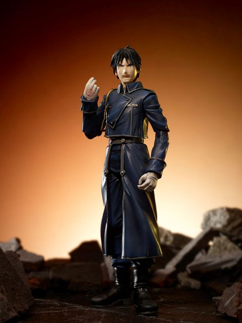 fullmetal alchemist brotherhood roy mustang play arts kai. Black Bedroom Furniture Sets. Home Design Ideas