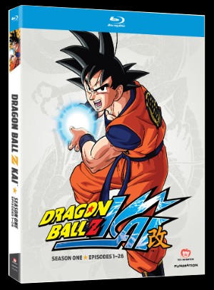 dragon ball z kai season 5 blu ray