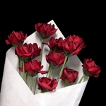 PAPER ROSES: Beautiful, Realistic, and Unusual