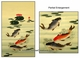 Chinese Silk GongBi Painting - Fish & Lotus #36
