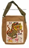 Chinese Canvas Bag - Chinese Folk Art / Tiger #2