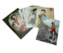 Chinese Post Cards - Shanghai Lady (10 Cards) #1