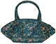 Chinese Silk Handbag - Flowers #82